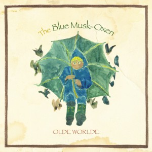 Olde Worlde_The Blue Musk-Oxenジャケ写【WEB】