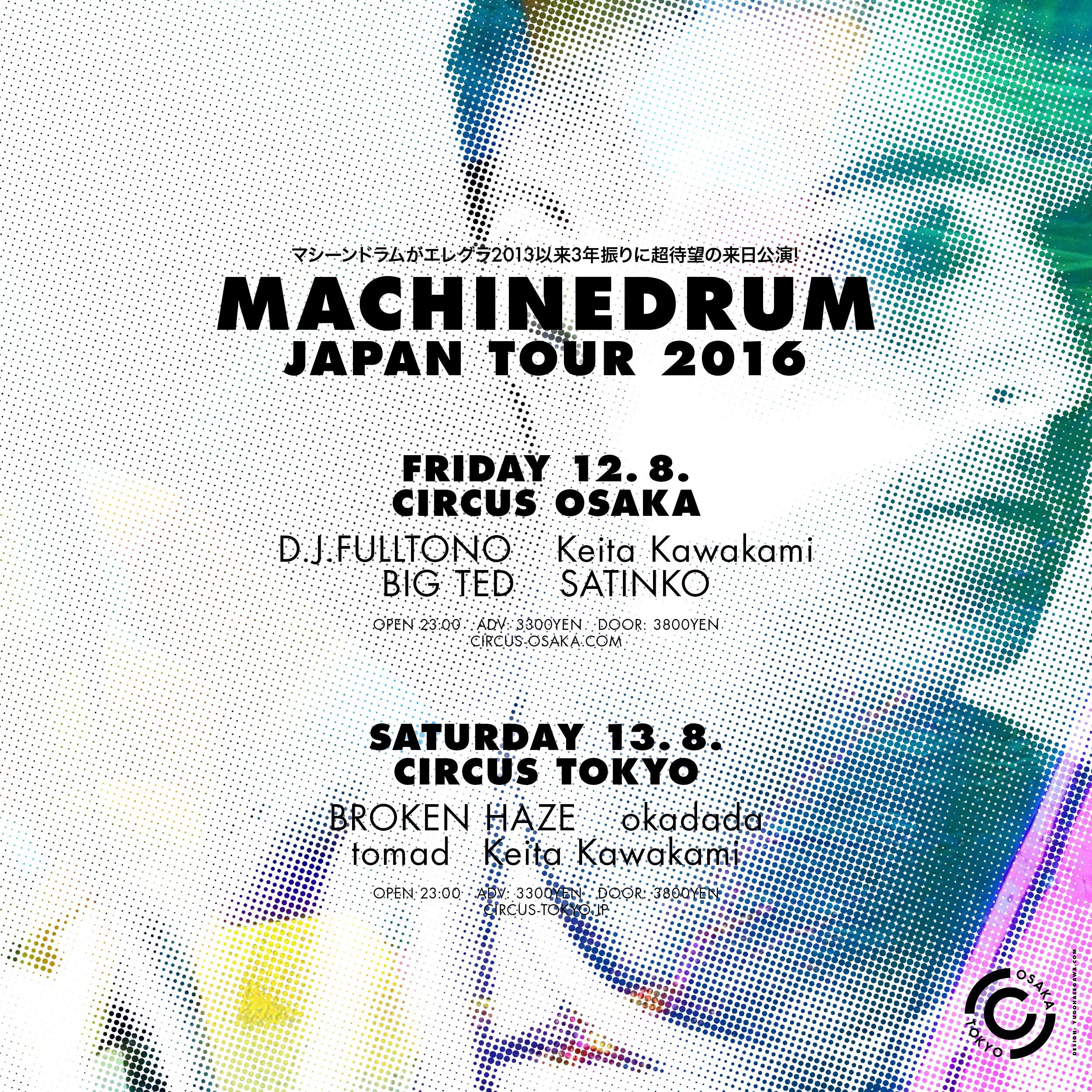 CircusTokyo_Machinedrum