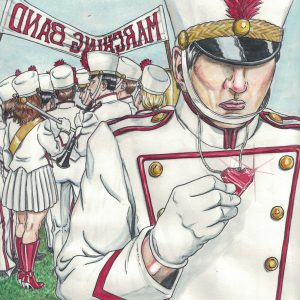 Marching Band_Heart Jewel _cover