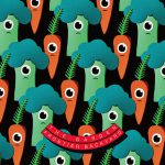 FRONTIER BACKYARD  約4年振りの9月6日にリリースする6枚目のフルアルバム「THE GARDEN」のアルバムアートワークが公開!!