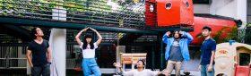 タイのトロピカルなシティポップバンド『Gym And Swim』の1st Full Album『SEASICK』リリースに伴い国内アーティストからコメント到着!!